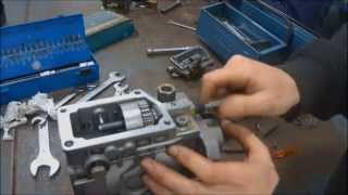getlinkyoutube.com-BOMBA INYECCIÓN ROTATIVA AXIAL, BOSCH VE Pump Assembly