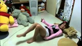 getlinkyoutube.com-【ちーしゃみん】すいみん不足を踊ってみた!