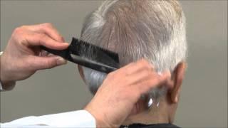 getlinkyoutube.com-Mad Men Hairstyle - Scissor Over Comb