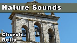 Church Bell Sound - Relaxing Sounds of Nature , Bird Noises , Wind Sounds , Ringing Bell Sound