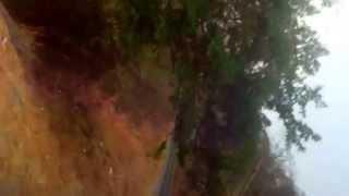 Mlima Kitonga one of Dangerous road