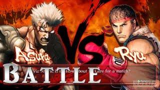 Asura Vs. Evil Ryu : At Last, Someone Angrier Than Me [HD]
