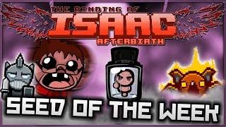 getlinkyoutube.com-The Binding of Isaac: Afterbirth - Seed of the Week: BRIMPLOSIONS!