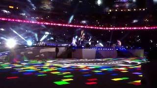 getlinkyoutube.com-Super Bowl 46 Madonna Complete Halftime Show Field View