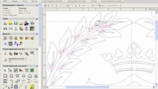 getlinkyoutube.com-Создание рельефа по вектору в ArtCam