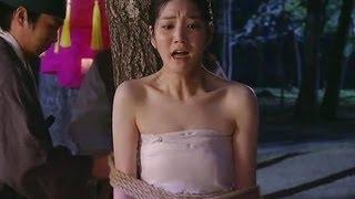 getlinkyoutube.com-[HOT] 구가의 서 - 서화와 같은 운명의 길을 가는 청조, 옷을 벗기고 나무에 묶어라 20130429