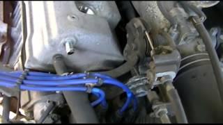 getlinkyoutube.com-2000 Toyota Camry Valve Cover Gasket Replacement