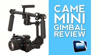 getlinkyoutube.com-Gear Review: CAME-MINI 3-axis Gimbal for GH4, A7s, BMPCC (vs. DJI Ronin)
