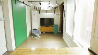 getlinkyoutube.com-상부 공간을 수납 공간으로 활용한 알짜 거실 (하우스) @좋은아침 4731회 20151119