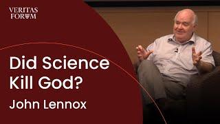 getlinkyoutube.com-Did Science Kill God? John Lennox at UCLA