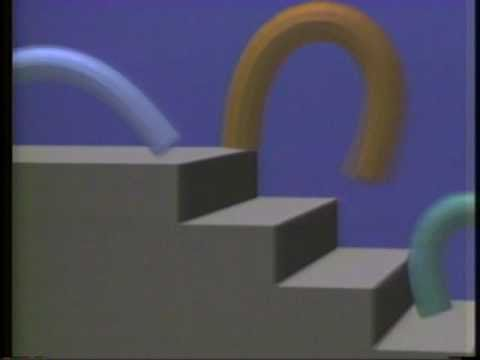 Locomotion Studies - MIT - Karl Sims (1987)