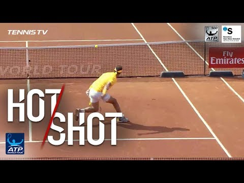 Hot Shot: Nadal Displays Immaculate Touch In Barcelona 2018