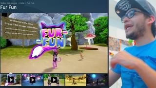 getlinkyoutube.com-DALAS hace un videojuego Y TERMINA MAL😂😂😵🤢🤢🤢🤢 Fur Fun ALTO FRACASO!