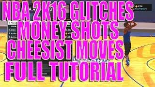getlinkyoutube.com-NBA 2K16 TIPS: CHEESIEST MOVES, GET GREEN RELEASES EVERYTIME