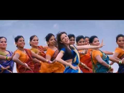 Kajal Agarwal Hot Navel Show  and Dance
