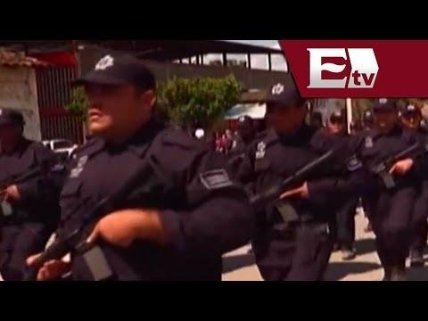 Michoacán se queda sin Autodefensas; entra en vigor la Fuerza Rural / Vianey Esquinca