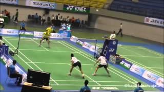 Highlight Yahya Adi Kumara/Yantoni Edy Saputra (INA) vs Li-Wei Po/Ming-Tse Yang (TPE)