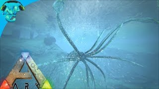 S4E12 - Under Sea Adventures and Squid Taming! ARK: Survival Evolved PVP Season