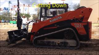 getlinkyoutube.com-David's Dozer-Kubota SVL90-2 & V Loc System Promo Video 2014- www.davidsdozer.com