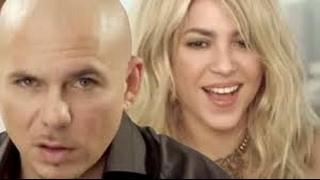 getlinkyoutube.com-Enrique Iglesias Ft Shakira & Pitbull - Finally We can Get It Started (Josh R Mashup Remix)
