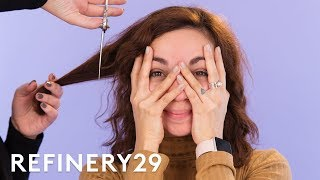 Why I Cut Off 12 Inches Of Hair | Hair Me Out | Refinery29