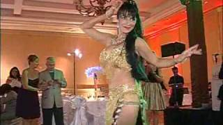 getlinkyoutube.com-Sexiest Orange County Belly Dancer Amira (949)456-9370