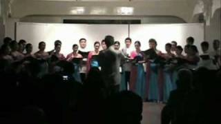 Gloria (from Missa Breve) Ch. Gounod conducted by Sarin Chintanaseri