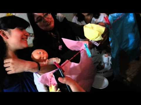 Baby Shower Vale: Haganse una chambrita!