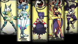 getlinkyoutube.com-Skullgirls JP-Dub Blockbuster Collection 【スカルガールズ 日本語版 超必殺技集】