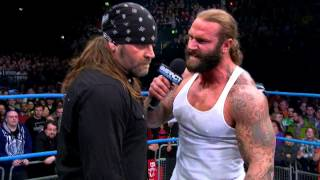 James Storm explains why he turned on Gunner (February 27, 2014)