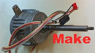 getlinkyoutube.com-STEPPER MOTOR CONVERSION TO THREE PHASE AC PERMANENT MAGNET GENERATOR 4