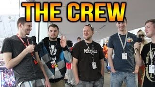 getlinkyoutube.com-Interview w/THE CREW - (@KYR_SP33DY, @NobodyEpic, @JahovasWitniss, & @LEGIQN) - PAX East 2014!