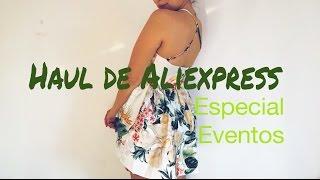 getlinkyoutube.com-Haul Aliexpress (y +) - Especial eventos