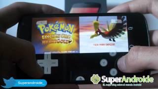 getlinkyoutube.com-El mejor emulador de NDS (Nintendo DS) para android, Drastic