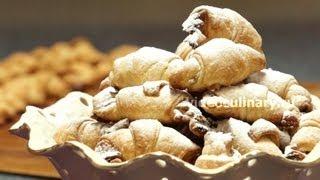 getlinkyoutube.com-Ореховые рогалики - Рецепт от Бабушки Эммы
