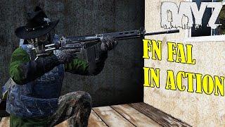 getlinkyoutube.com-DayZ Standalone: FN FAL In Action! + GoldGlove Encounter (DayZ 0.59 Gameplay)