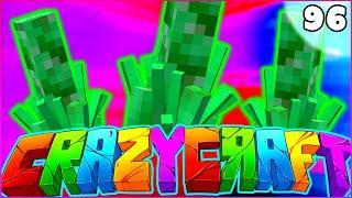 "getlinkyoutube.com-Minecraft CRAZY CRAFT 3.0 SMP - ""KRYPTONITE WEAKNESS PRANK"" - Episode 96"