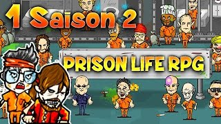 getlinkyoutube.com-Prison Life RPG - Ep.1 - FANT'INCEPTION - avec TheFantasio974 iOS Android