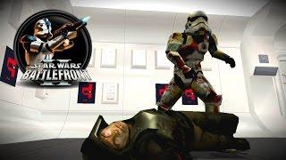 getlinkyoutube.com-Star Wars Battlefront II Mods (PC) HD: Zombie Infection | Death Troopers