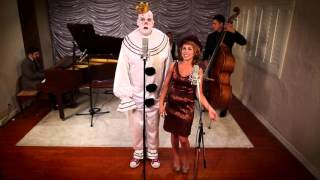 getlinkyoutube.com-Mad World - Vintage Vaudeville - Style Cover ft. Puddles Pity Party & Haley Reinhart