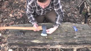 Husqvarna Forest Axe - The Best Axe for under $75?