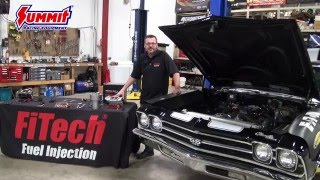 getlinkyoutube.com-FiTech EFI Mean Street Install with Summit Racing and FiTech EFI