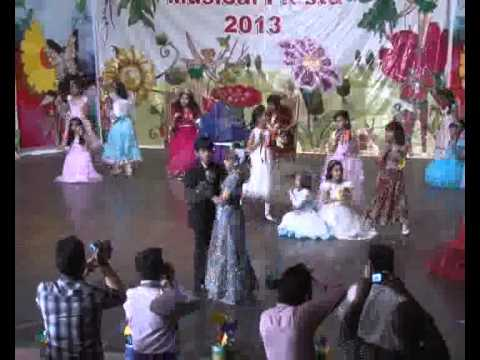 British Grammar School Musical Fiesta 2013 Alhamra Part 01 City42