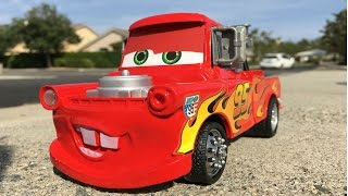Disney Cars Toys Lightning McQueen Mater Egg Surprise Rayo McQueen Juguetes