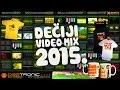 Deciji Video Mix 2015 Mama voli Bebu, Ide Zmija, Njam njam, Azbuka, Glava Ramena, Kad si srecan