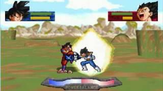 getlinkyoutube.com-Dragon Ball Z Legends - Stage 1 (PSX)