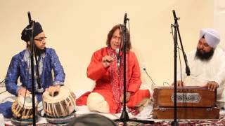 getlinkyoutube.com-Ustad Tari Khan at Sarb Akal 2014