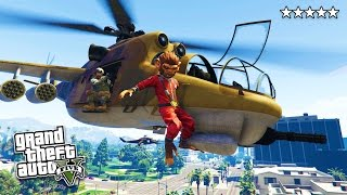getlinkyoutube.com-GTA 5 PC Mods - ARMY WAR 5 STAR WANTED LEVEL MOD! GTA 5 Army Mod Gameplay! (GTA 5 Mods Gameplay)