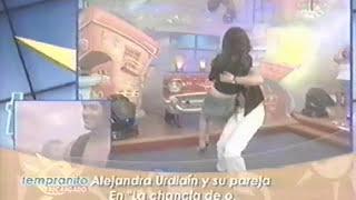 getlinkyoutube.com-Upskirts retro Ingrid Coronado, Betty Monroe, Anette Michel y otras famosas que enseñaron calzones