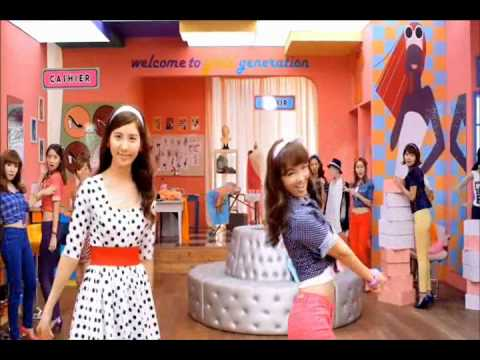 SNSD - Gee (Bahasa Indonesia) by Angelina Hirawan